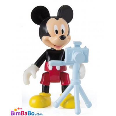 Фигурка Микки Маус Minnie & Mickey, акссессуар