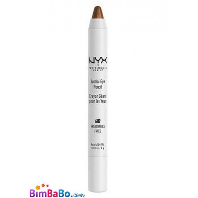 Тени-карандаш для век NYX Jumbo Eye Pencil, French Fries