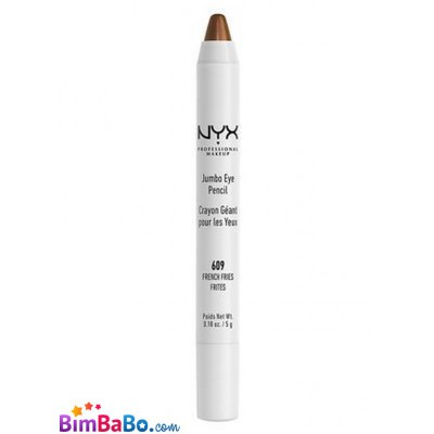 Тени-карандаш для век NYX Jumbo Eye Pencil, Rust