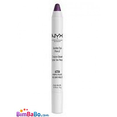 Тени-карандаш для век NYX Jumbo Eye Pencil, Purple Velvet