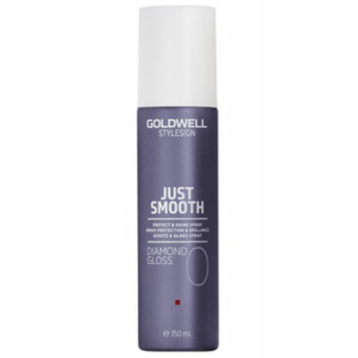 Спрей Goldwell Stylesign Just Smooth Diamond Gloss Protect&Shine для блеска и...