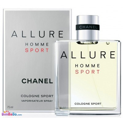Chanel Allure Homme Sport 75ml, мужской, оригинал