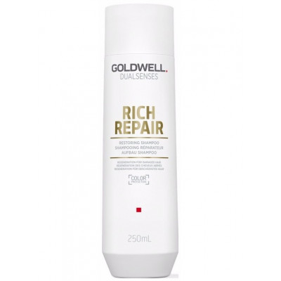 Шампунь Goldwell Dualsenses Rich Repair  для восстановления волос...